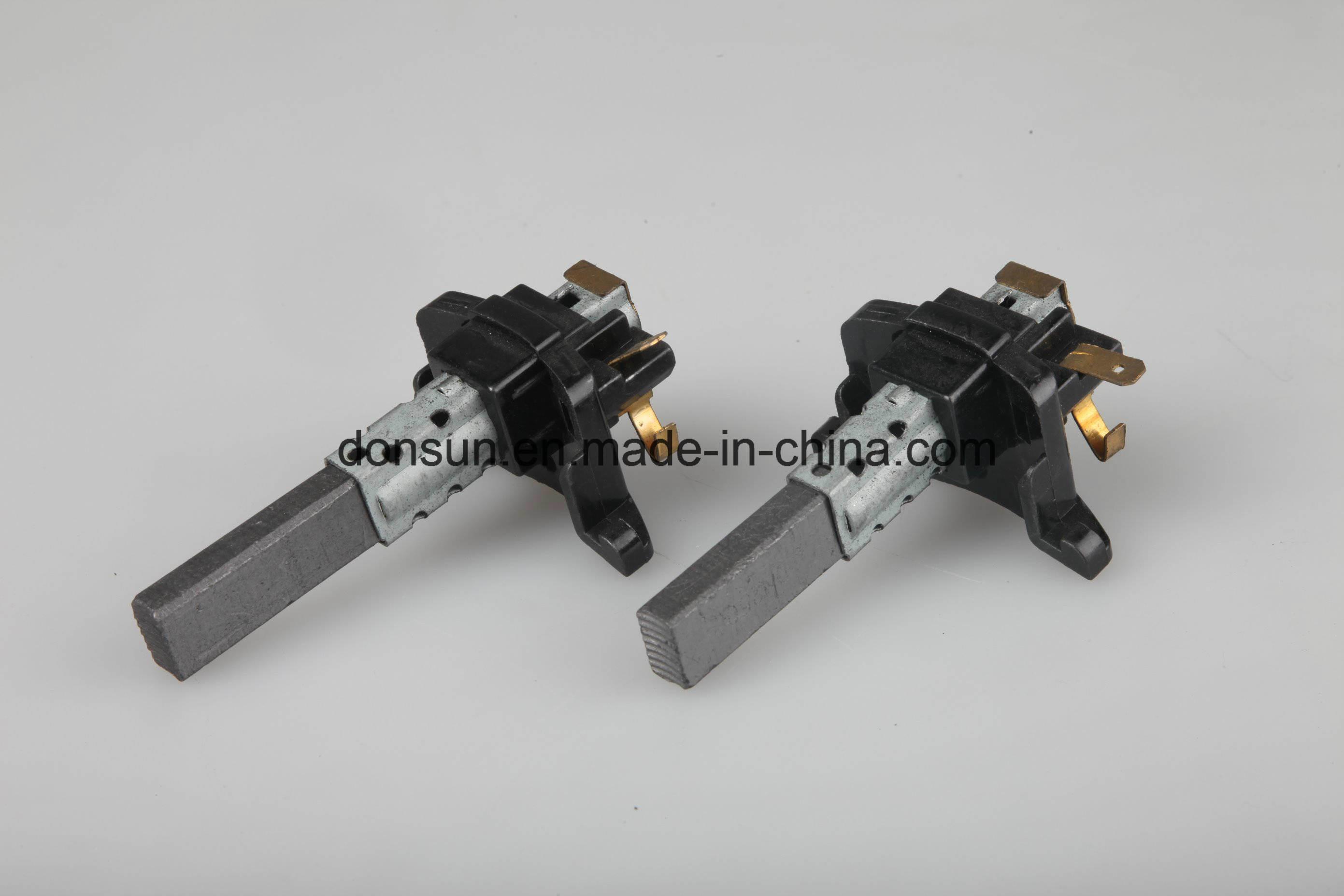 Carbon Brush for Vacuum Machine Motor Spare Parts