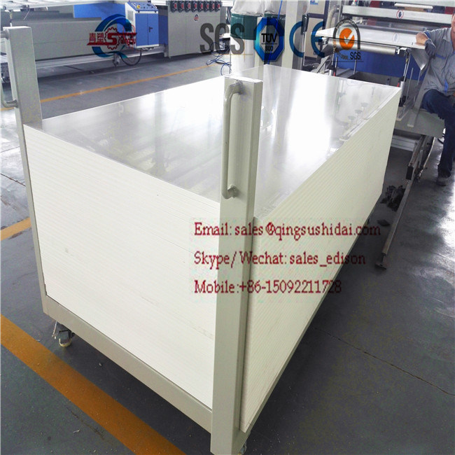 PVC Decoration Board Produciton Line