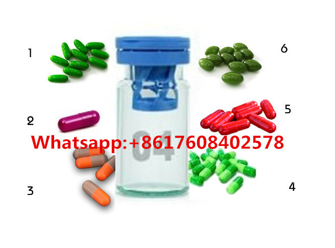 Adipessum OEM Slimming Gray Orange Weight Loss Pills