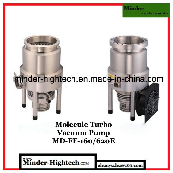 Oil Lubrication Vacuum Molecular Turbo Pump MD-FF-200/1200e
