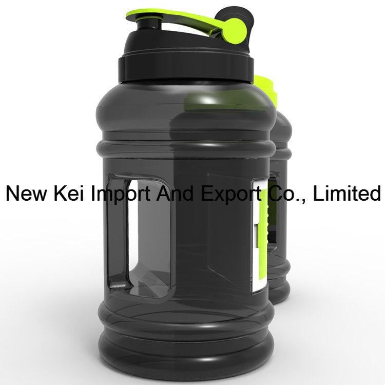 2200ml PETG Water Bottle, Wholesale Plastic Jar, Plastic Water Jug