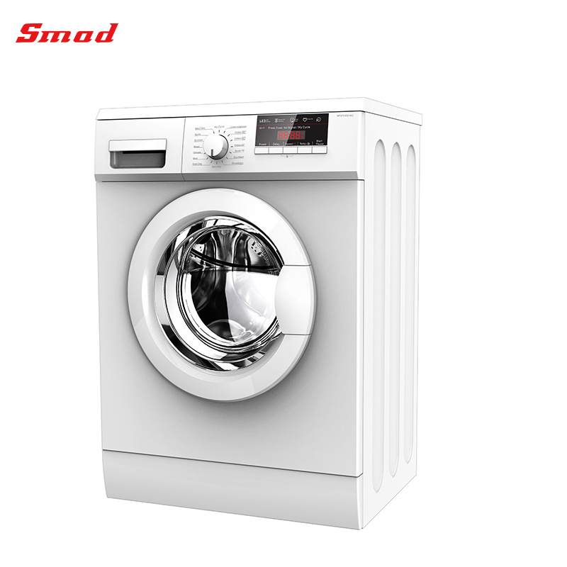 6kg Fully Automatic Front Loading Washing Machine for Home Use