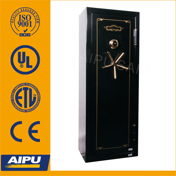 Fireproof Gun Safe (High-end) / 16gun / UL Listed Lagard Combination Lock / 59.1 X22 X16 (inch) (GS5922C-1928H)