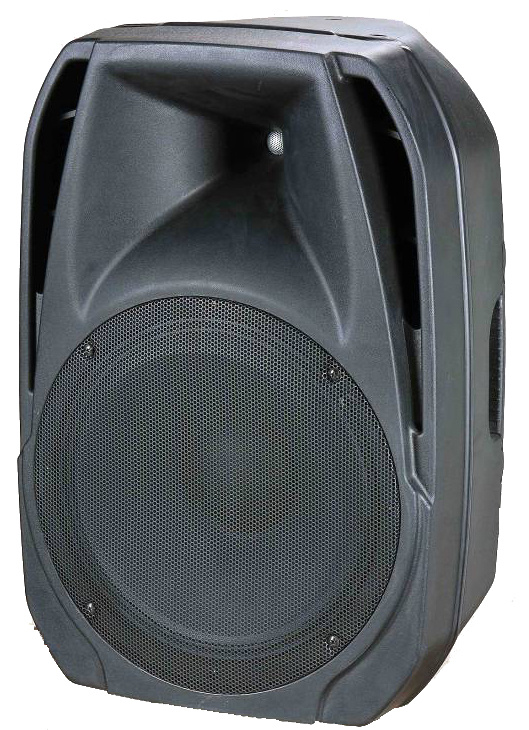 Professional 2 Way USB Active DJ Speaker with Bluetooth (PS-1415cbt)