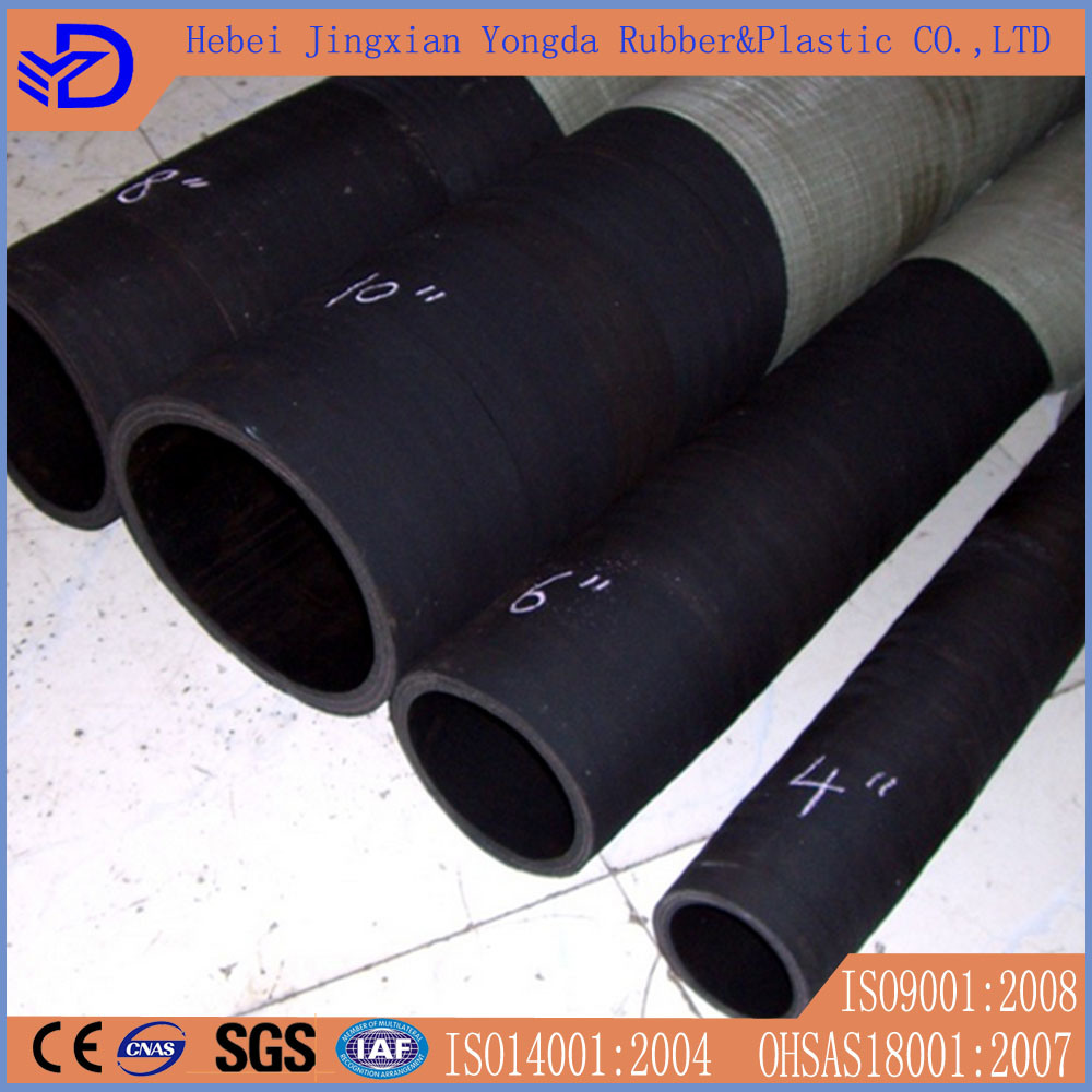 Industrial 150mm Big Diameter Rubber Hose