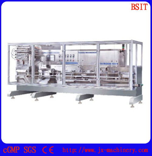 Pharmaceutial Machine Plastic Ampoule Filling and Sealing Machine for Bdfs-350