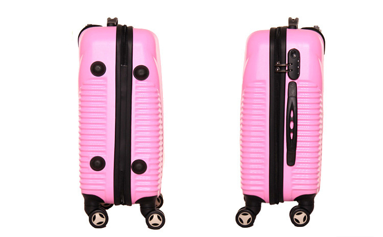 OEM Cheap ABS Luggage Bag Trolley Bag Hard Case Luggage