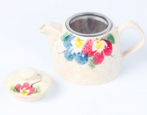 Popular design in Market Ceramic Tea Pot Set