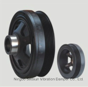 Crankshaft Pulley / Torsional Vibration Damper for Mercedes-Benz 1120351400