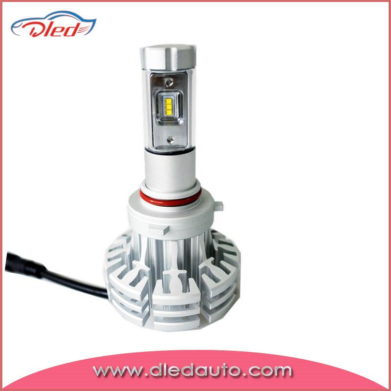 20W Fanless EU Design Auto LED Headlight Lamp Philips-Zes H13 Head Lamp