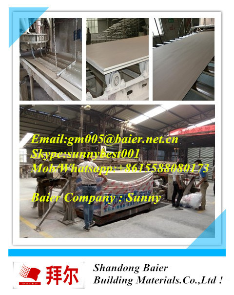Plaster Board for Decorative Ceiling