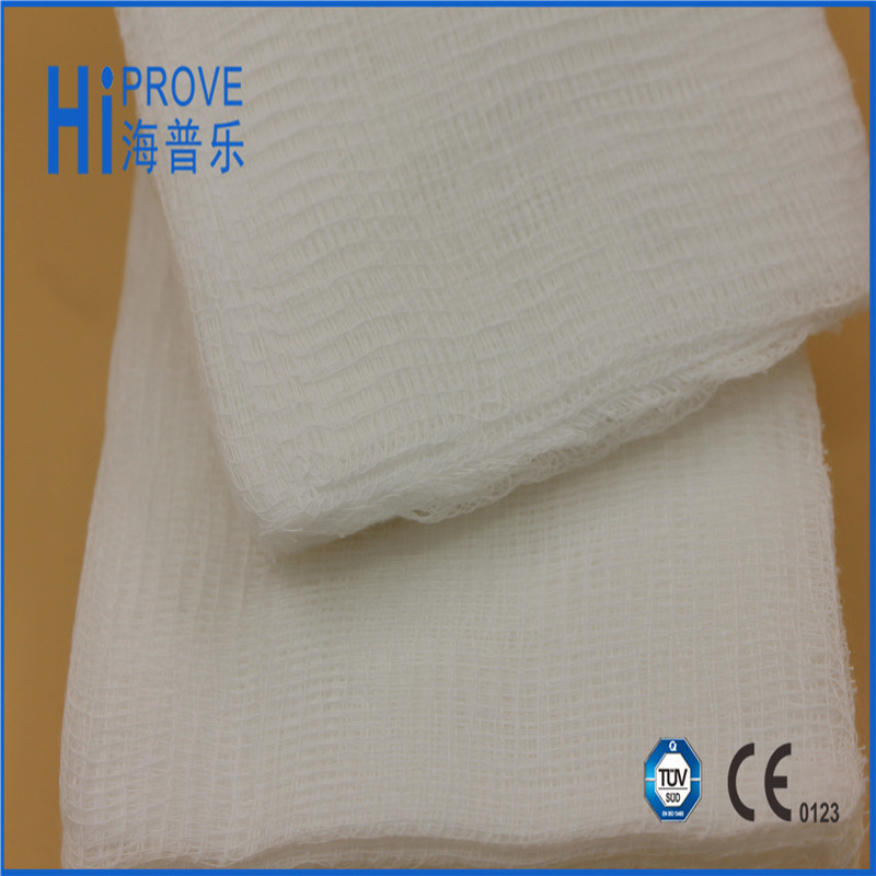 Non Sterile Highly Absorbent Cotton Gauze Swabs