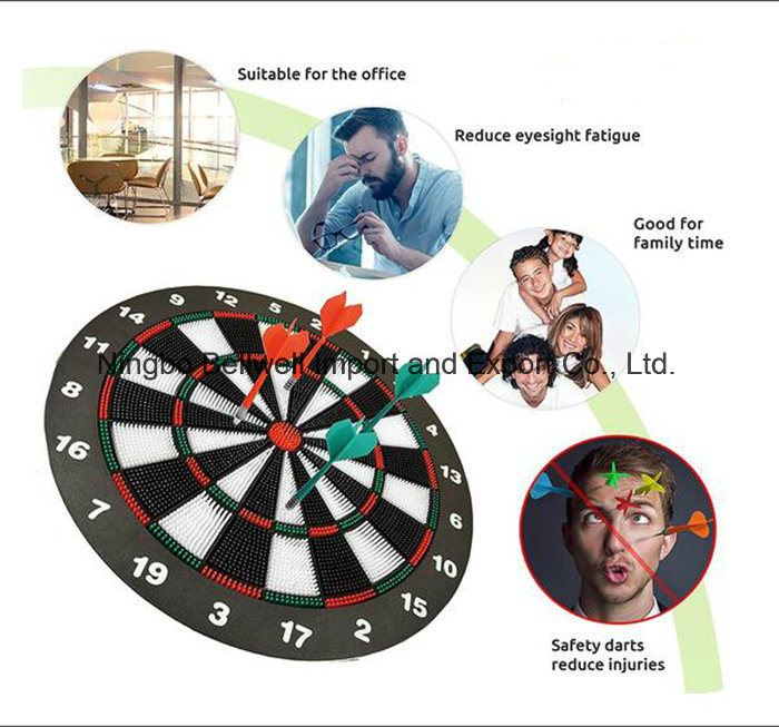 Indoor Game, Sports and Practice Darts Board with Darts Needle