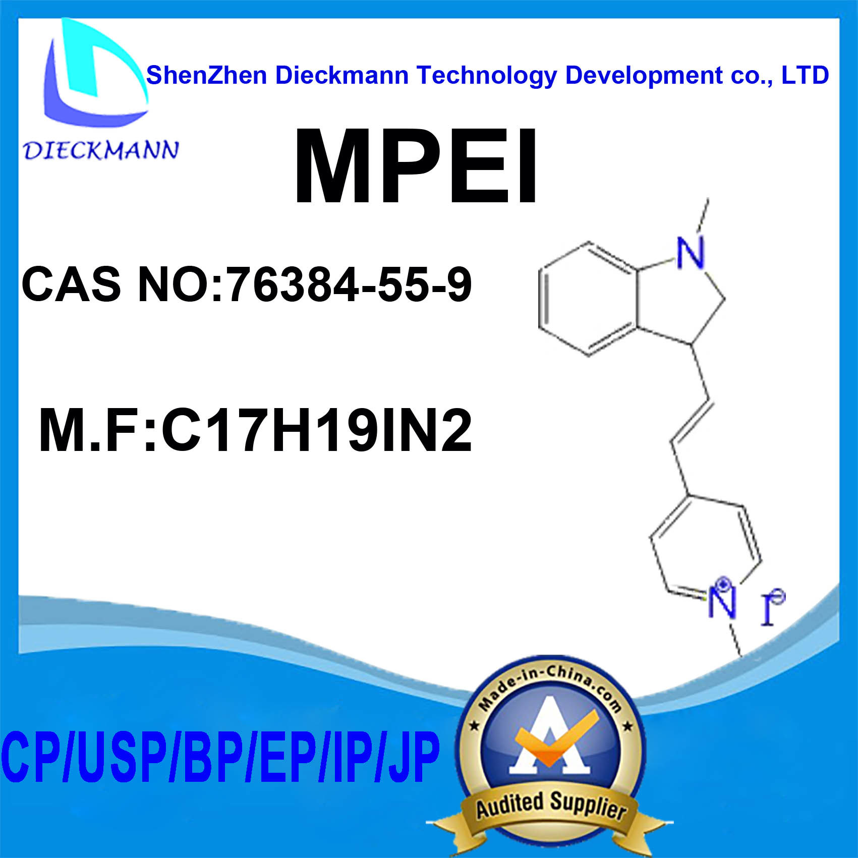 MPEI CAS No: 76384-55-9 for Bio-Marker