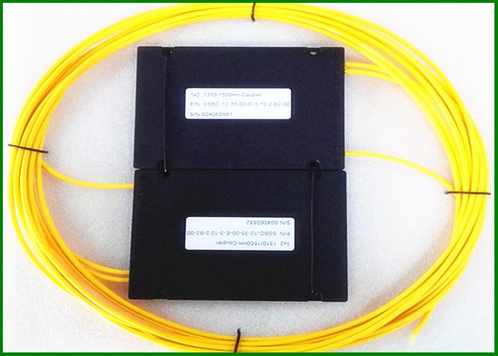 SMF-28e Single Mode Fiber Coupler Connector None / CATV Access Network