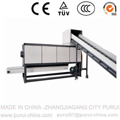 Plastic Washing Recycling Plant for PP Woven/Jumbo Bags