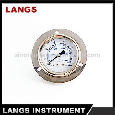 017 Auto Parts Pressure Gauge Oil Quality Manometer