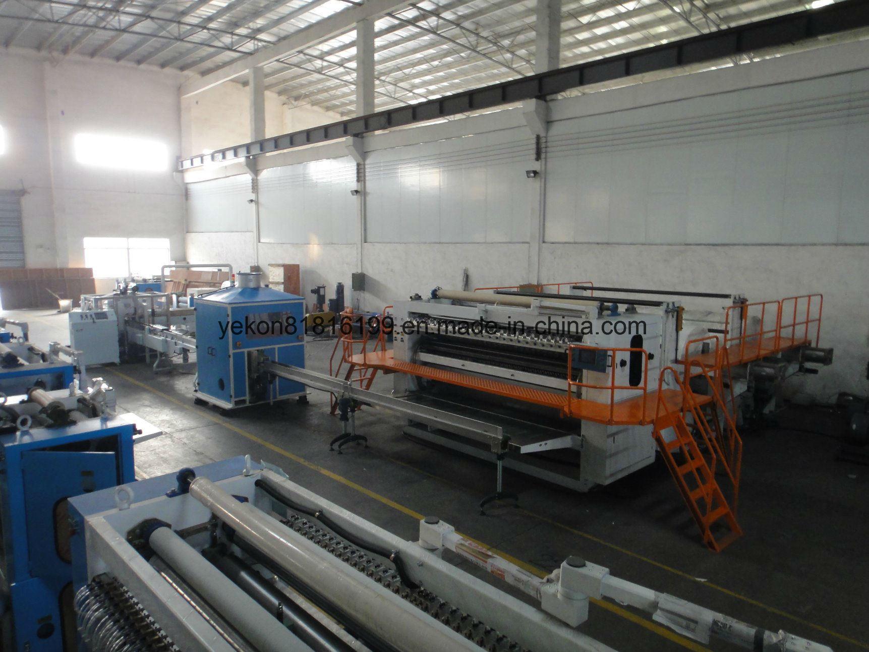14 Line Tissue Folding Machine
