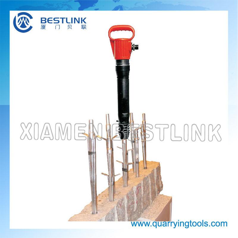 Pneumatic Rock Pick Hammer Splitter for Stone