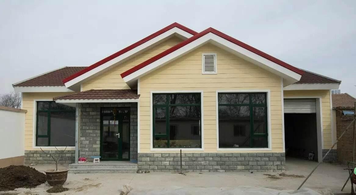 Economic Prefab Modular Prefab House