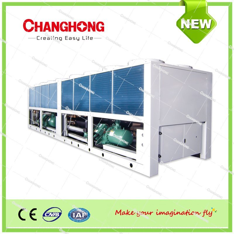 Changhong Air Cooled Screw Chiller Central Air Conditioner