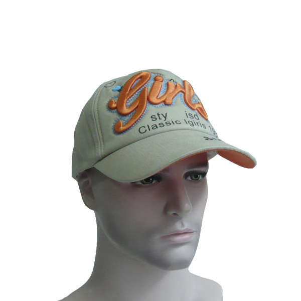 3D Embroidered Baseball Cap Trucker Cap