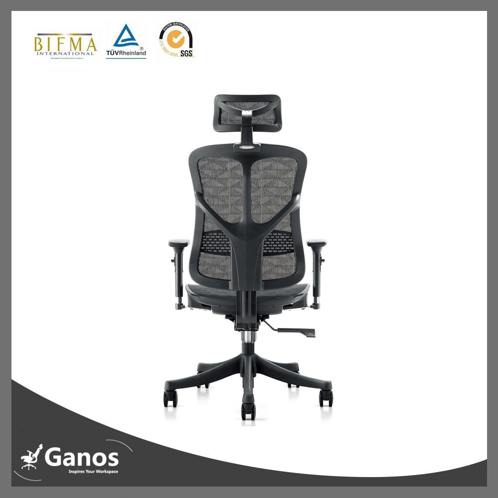 BIFMA 5 Years Warranty Mesh Comfor Seating Desk Chair Jns-526