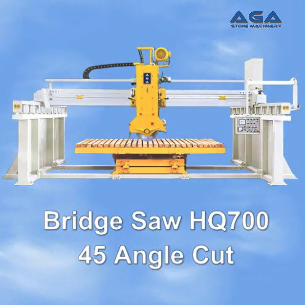 Stone/Granite/Marble Bridge Cutting Machine for Sawing Counter Tops (HQ700)