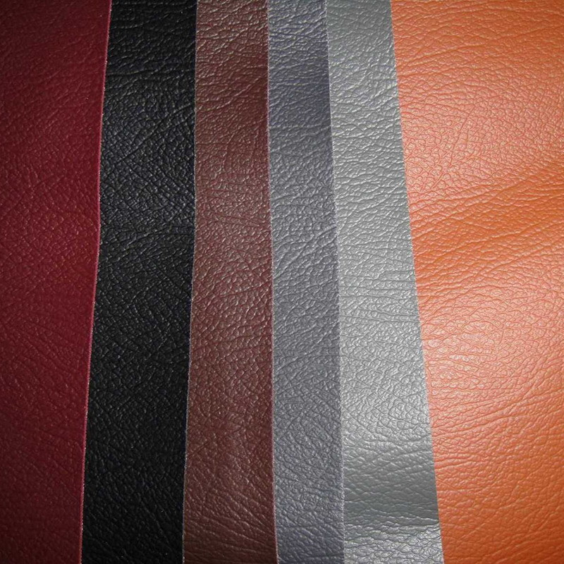 PVC Artificial Decoration Leather for Sofa, Bag, Car Seat