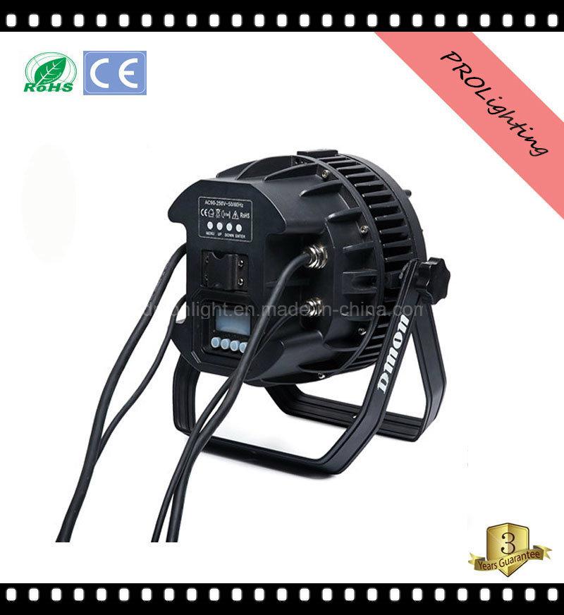 Waterproof 18PCS 10W 5in1 LED Wallwash PAR Light