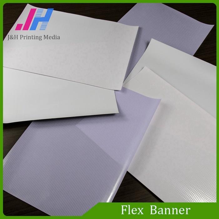 320GSM (9.5oz) PVC Frontlit / Backlit Flex Banner