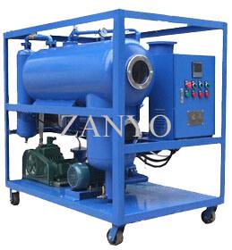 Zyt-10 Vacuum Turbine Oil Purification Machine