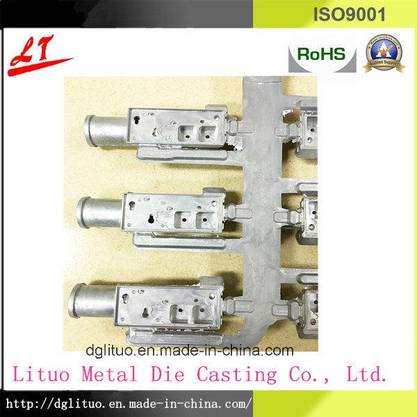 OEM / ODM (Aluminium & Zinc) Metal Die Casting Telecom Parts for Your Custom