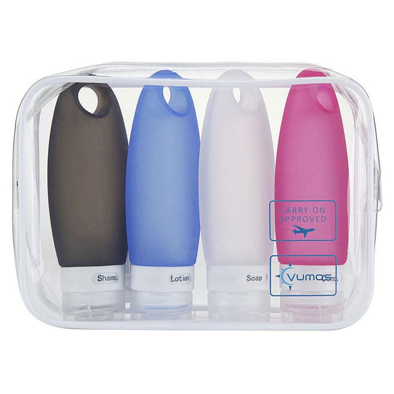 Leak Proof Travel Bottle Smart Packing Accessories for Liquid