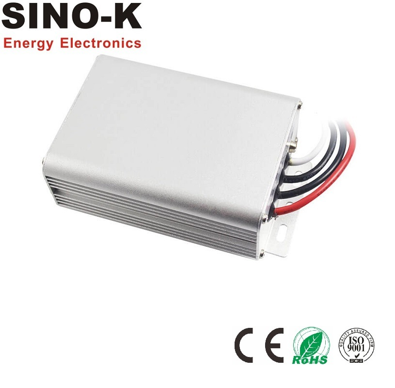 Waterproof DC-DC 24V to 12V 30A 360W Buck Power Converter