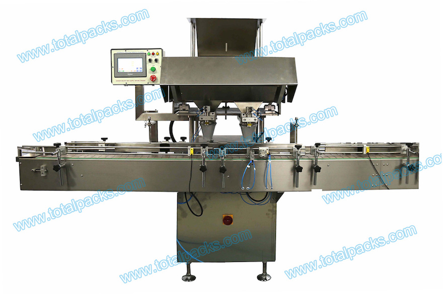 Automatic Capsule Tablet Candy Counting Machine (CC-1200A)
