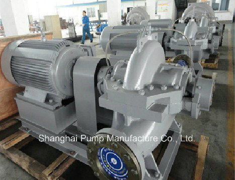 Two Stage Split Case Centrifugal Pump
