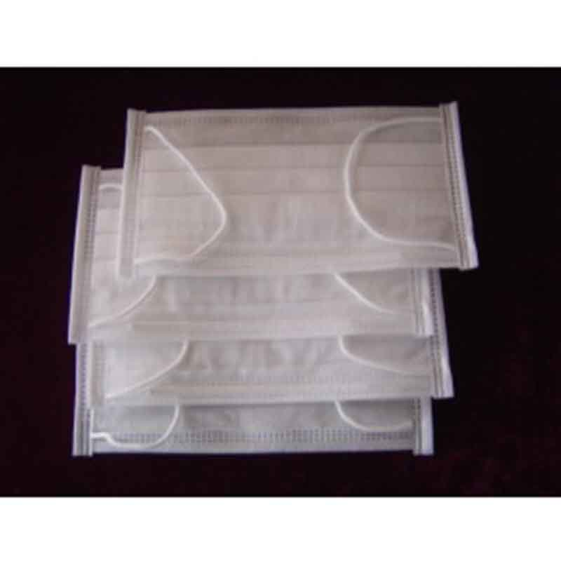 China Manufacter Disposable Nonwoven Surgical Face Mask with Inner Earloop