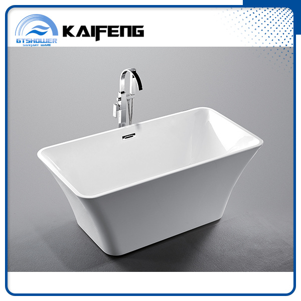 Cheap Standalone Bathroom Soaking Tub (KF-717B)