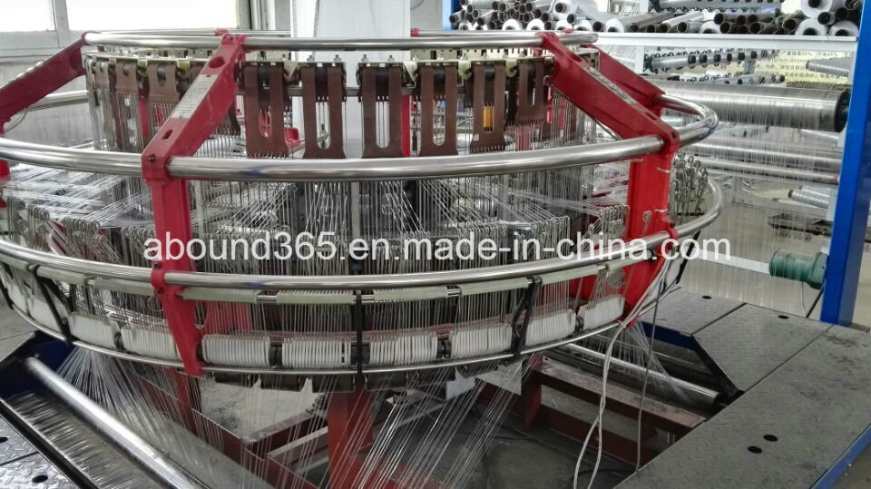 Six Shuttle Circular Loom for PP Woven Bags