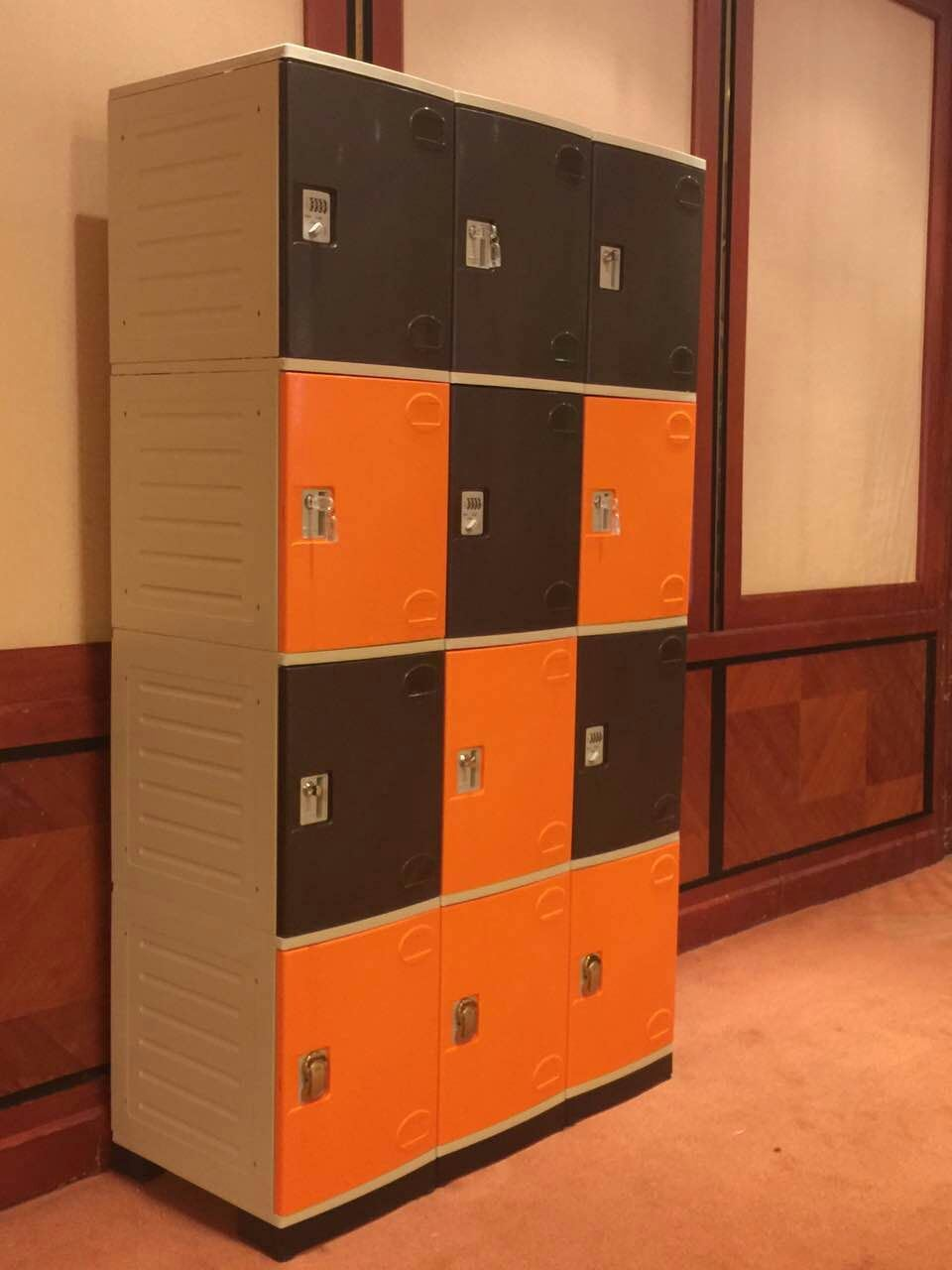 4 Door Locker for School or Library