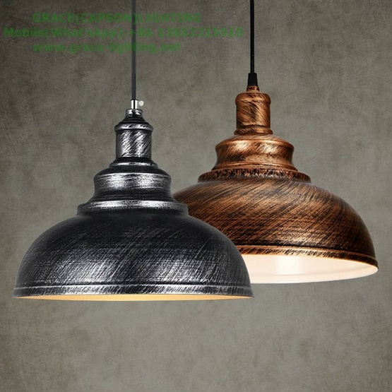 Nordic Retro Restaurant Decorative Pendant Lights Ce Certificate (GD-9062-1)