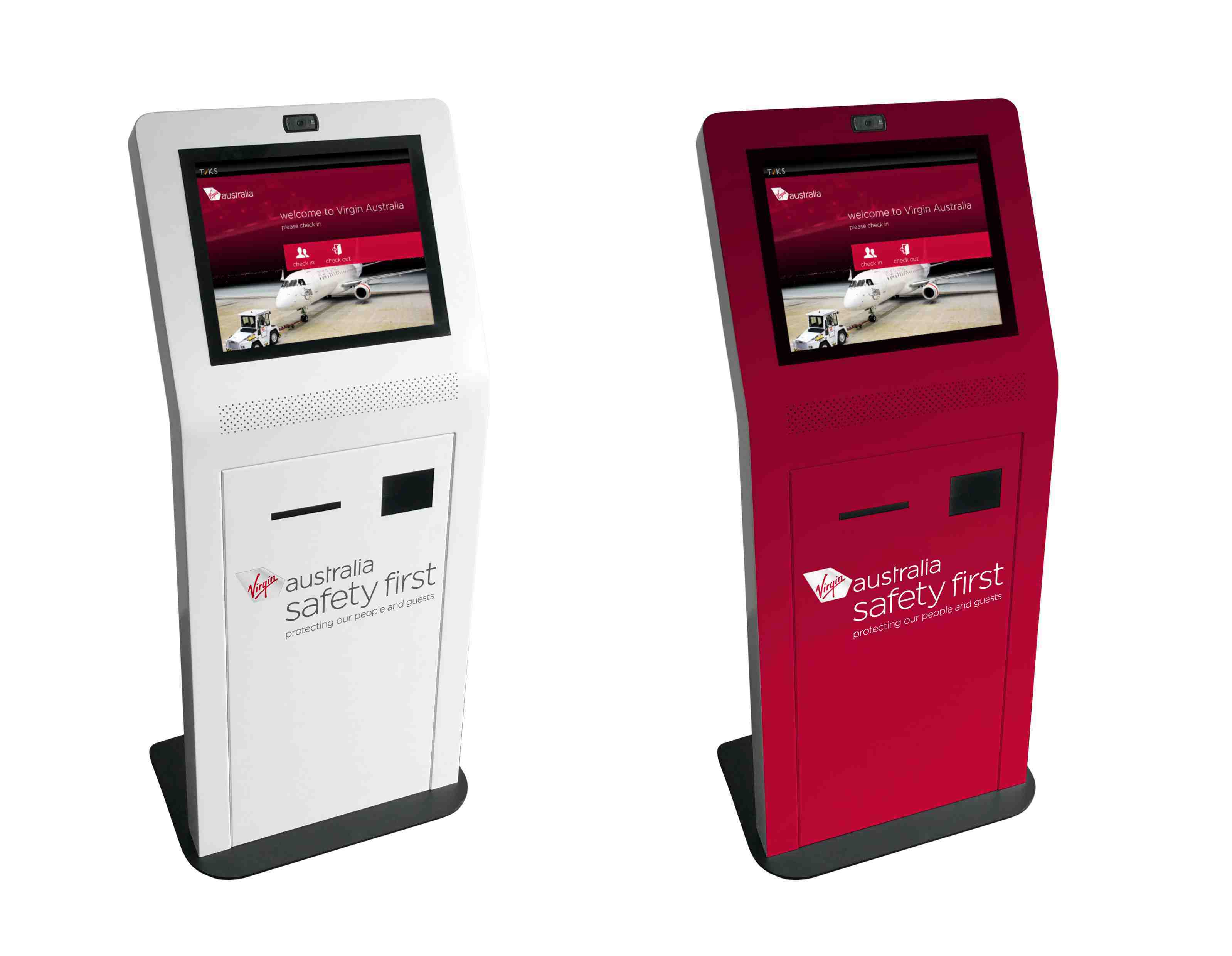 """Kiosk 21.5"""" Pcap Touch Screen, 100mm Vesa Hole, Built-in Android/Windows I3 I5 Optional"""