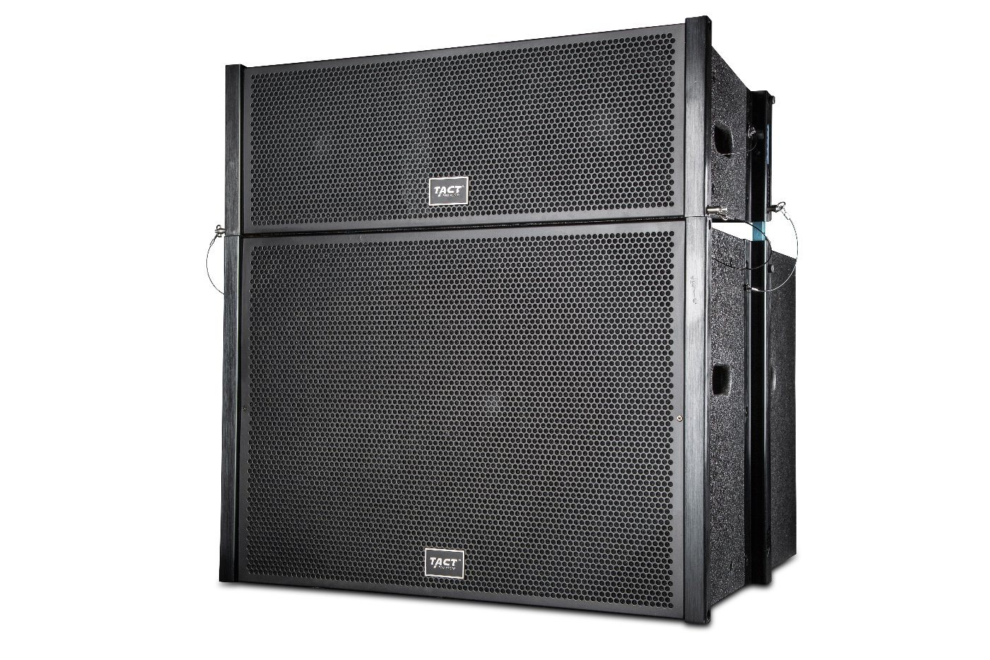Double 8 Inch Professional Line Array Speaker