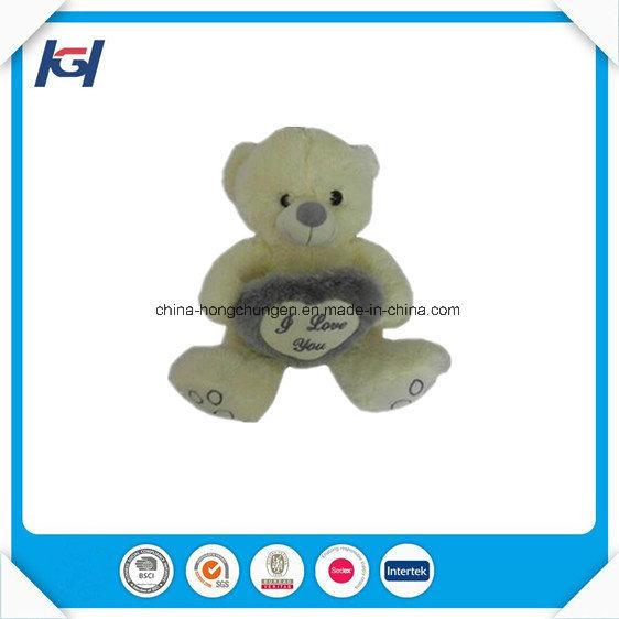Lovely with Heart Plush Stuffed Teddy Bear Toys