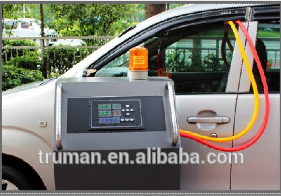 Car Ozone Air Purifier for Automobile Disinfection