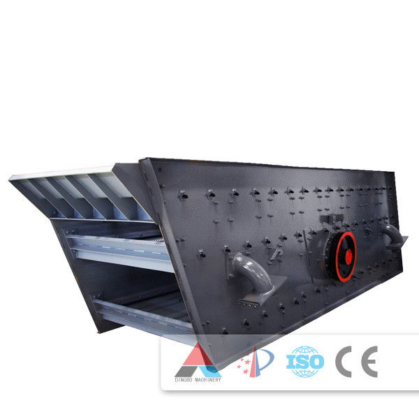 Good Quality Vibrating Screen with High Efficiency