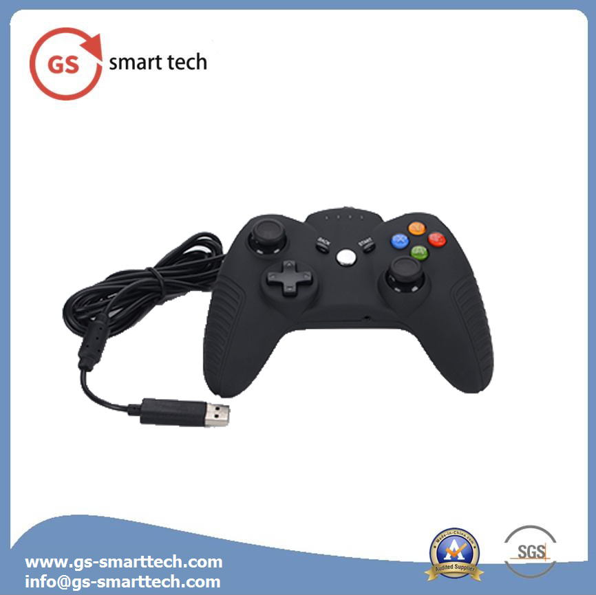 Black Cheap USB Wired Gamepad for xBox 360 & Window PC Controller