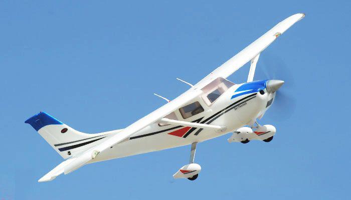1068938-1280mm Radio Remote Control Scale RC Plane 2.4G RTF