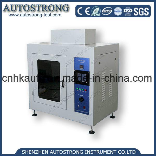 Test Equipment Glow Wire Flammability Testing Machine